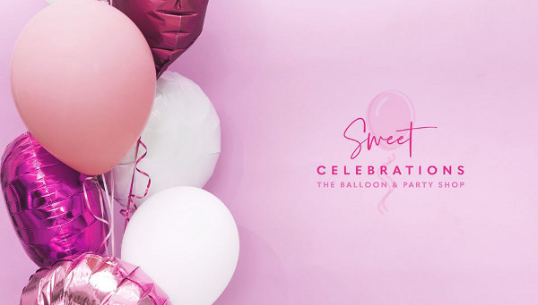 Sweet Celebrations. YOUR balloon decorating specialists.