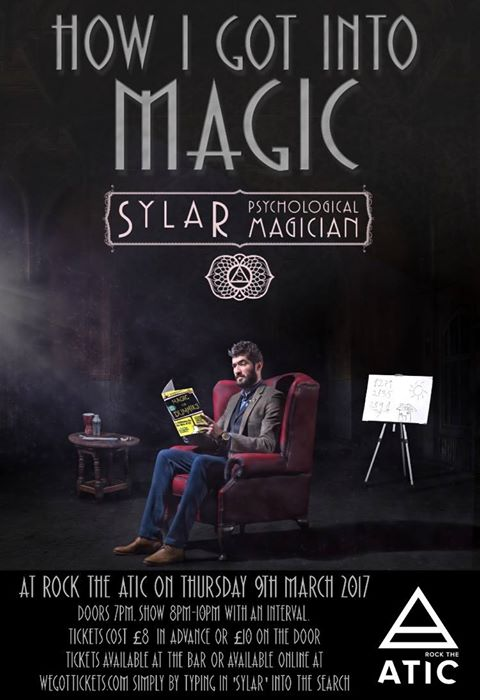 Sylar. The Psychological Magician