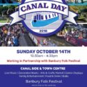 Canal Day, Banbury Folk Festival and the town's Trafalgar Parade