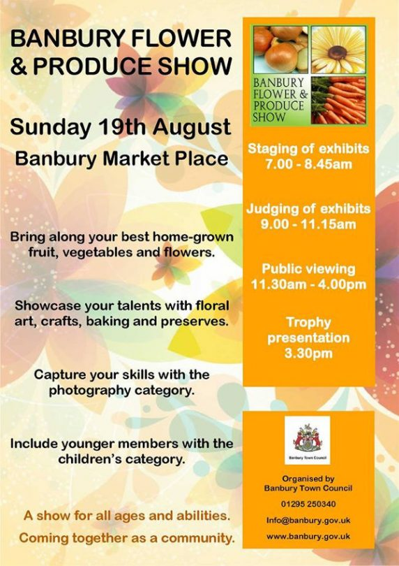 The Banbury Flower & Produce Show 2018