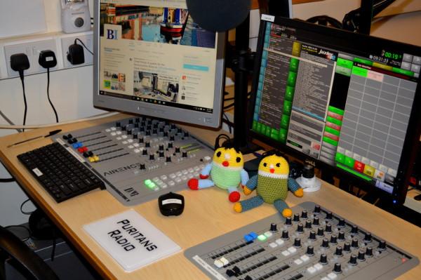 The Banburyshire Show on Puritans Radio 03.02.2016