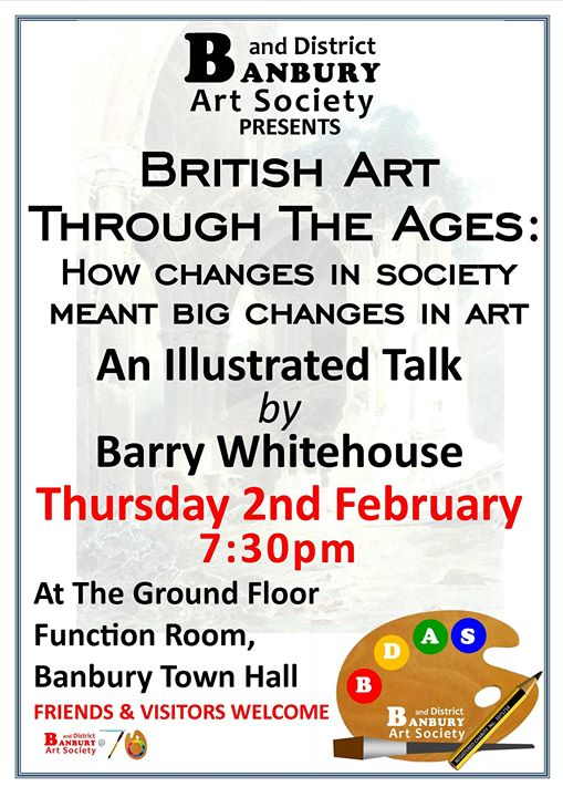 The History of British Art - an illustrated talk