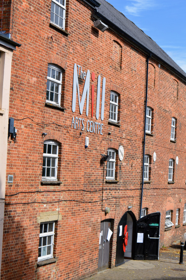 Capital grant worth £80,000 to the Mill Arts Centre