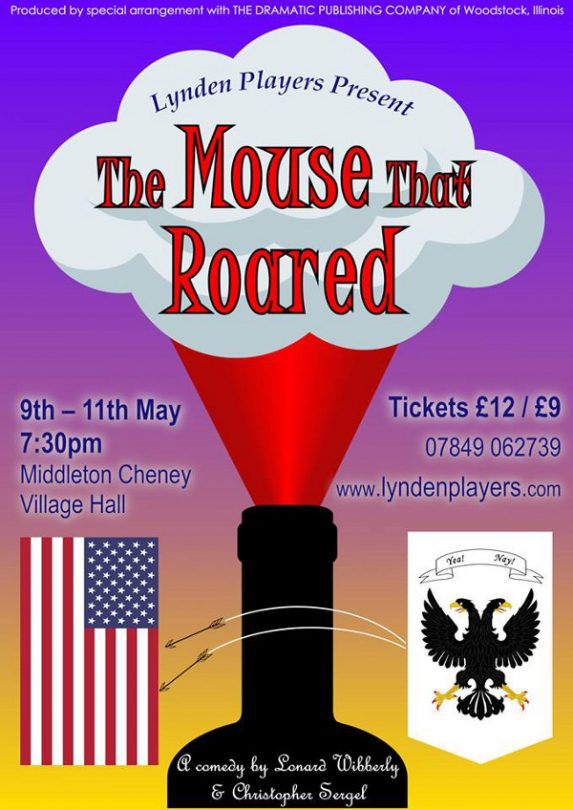 The Lynden Players Present – The Mouse that Roared