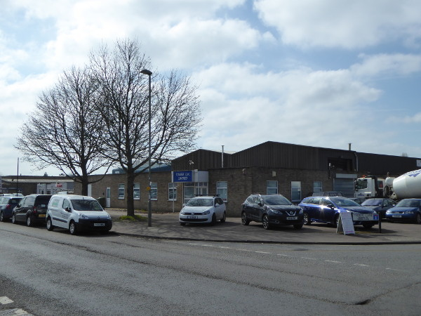 Thorpe House comprising a detached single storey office/industrial unit totalling 4,337 sq ft.