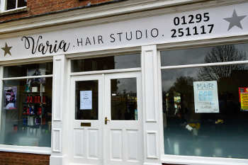 Varia Hair Studio Introduction Special Offer with stylist Billie