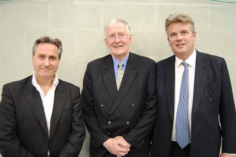 WILLIAMS Bryn (pictured left) is thereby elected to serve a four-year term BROWN Hugo Michael Hubert (pictured right)is thereby elected to serve a three-year term KERFORD-BYRNES Mike (pictured centre) is thereby elected to serve a two-year term