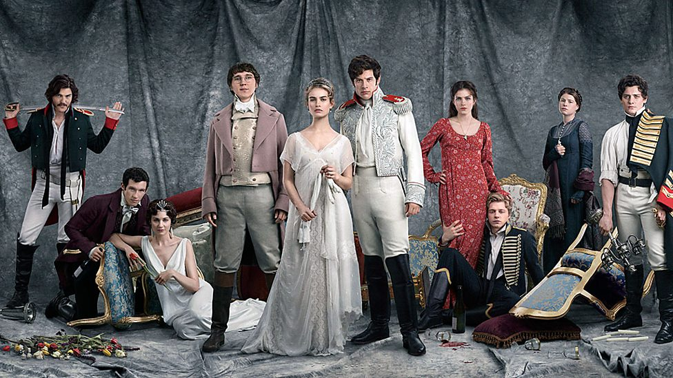 War & Peace 2016. BBC series.