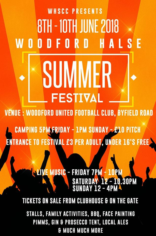 Woodford Halse Summer Festival