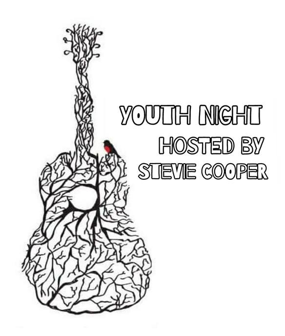 Youth Night - Hosted By Stevie Cooper