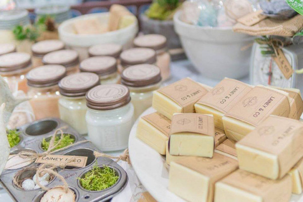 Have fun making your own body products using natural ingredients.