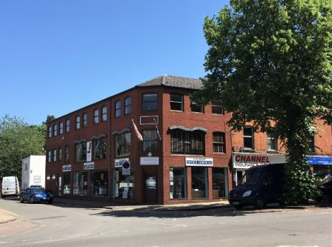 William Green Architects have recently moved into the offices located on the second floor of 18/19 South Bar, Banbury