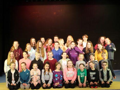 Avocet Theatre Company members