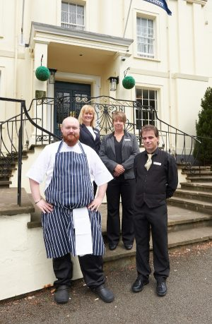 A new head chef has been appointed at the Banbury House Hotel in Banbury.