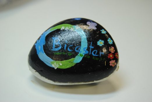 Bicester residents are invited to take part in The Kindness Rocks Project