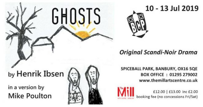 Ibsen wrote Ghosts as a scathing commentary on the morality of the society in which he lived.