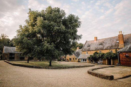 Laurel Farm, a stunning Grade II listed venue, is being launched onto the wedding venue market