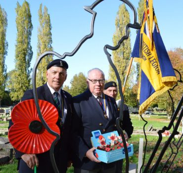 2018 Poppy Appeal launched in Banbury