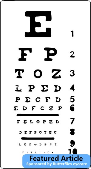 Eye health isn't something we should take for granted