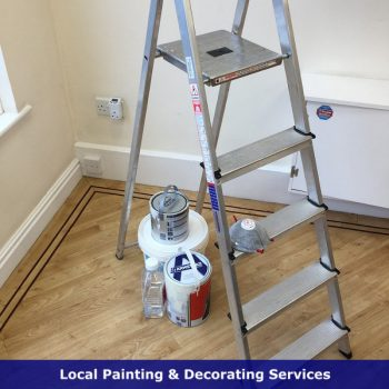 Painting and Decorating services. Whether it's a cosy flat, substantial house, or commercial premises. Try these based in the Banbury area.