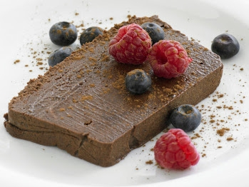 Chocolate Semifreddo from The Supper Circle chefs