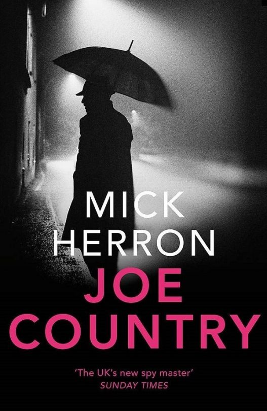An Evening with Mick Herron Bicester Library - 3rd October 2019
